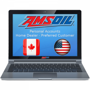 Amsoil Personal Accounts - Home Dealer or Preferred Customer